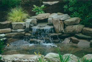 Landscaping Water Feature Design Peterborough, NH